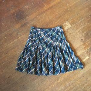 Club Monaco Pleated Skirt, 4